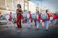 Stock Photo of old phuket town festival