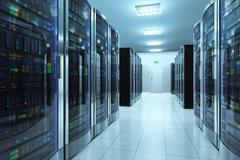 Konesalissa datacenter Piirros