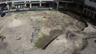 Stock Video Footage of Archiological dig site