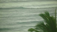 Stock Video Footage of Indian Ocean waves