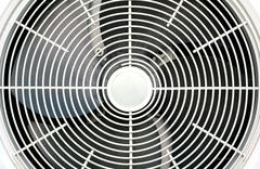 Compressor air-condition Stock Photos