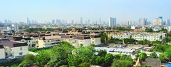 bangkok suburb - stock photo