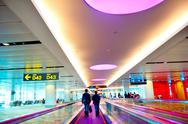 Stock Photo of changi international airport
