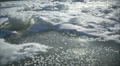 ice on the river, dolly 11 HD Footage