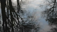 Stock Video Footage of Water reflections