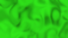 Green Smeared Satin Background 4K UHD - stock footage