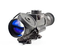 night vision - stock photo