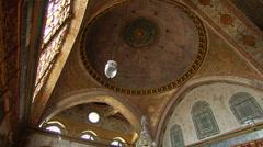 Turkey.Istanbul. Topkapi Palace Harem  Stock Footage
