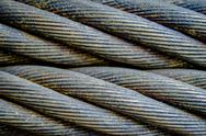 Stock Photo of grungy cables