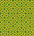 Stock Illustration of celtic seamless pattern. abstract vintage geometric background.