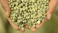 Stock Video Footage of Coffee beans in motion