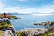 Stock Photo of Norwegian landscape