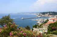 Stock Photo of nice (cote d'azur)