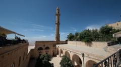 Mardin city in Turkey Stock Footage