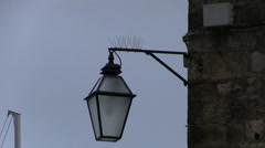 Old Lamp Stock Footage