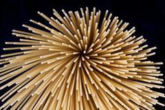 spaghetti lines - stock photo