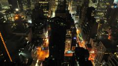 Midtown Manhattan - NYC HD Time lapse - stock footage