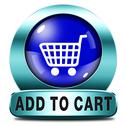 Stock Illustration of add to cart