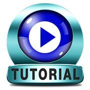 tutorial - stock illustration