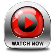 watch now - stock illustration