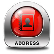 Address Stock Illustration