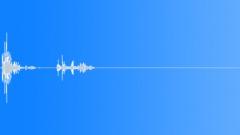 Book Drop Hit Light 01 - sound effect