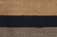 Stock Photo of brown horizontal fabric textures