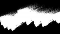 Scratchy Stroke - 02 - stock footage