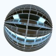 smile:) spherical laptops 4 - stock illustration