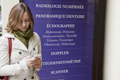 Radiology center Stock Photos