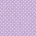 Stock Illustration of purple and white decorative swirl design textured fabric background