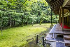 Koto-in temple in daitoku-ji complex, kyoto, japan Stock Photos