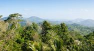 Stock Photo of panoramic view from the hill big buddha in phuket thailand