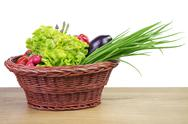 Stock Photo of fresh  vegetables