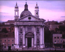 SUPER8 ITALY Venice Stock Footage