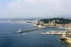 Nice (cote d'azur) Stock Photos