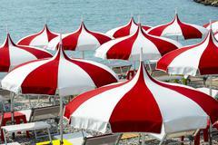 cagnes-sur-mer (cote d'azur) - stock photo