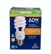 Fluorescent lightbulbs Stock Photos