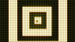 Squares Glowlights Stock Footage