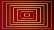 Stock Video Footage of Abstract lines on vintage red