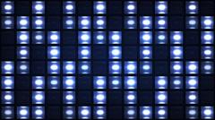 Rush Strobe Lights Vj Stage Blinder - stock footage
