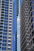Downtown Austin, Texas Stock Photos