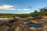 Stock Photo of canaima national park, venezuela