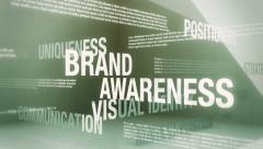 Brand Related Terms - stock footage