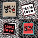 Stock Illustration of mom love
