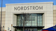 Stock Video Footage of Nordstrom storefront