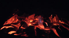 Fire and flame Stock Footage