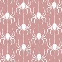 Stock Illustration of elegant seamless pattern with decorative spiders, design element