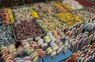 Stock Photo of sweet colorful candies
