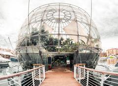 Genoa biosphere Stock Photos